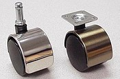 Metal Shield Furniture Casters